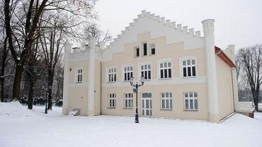 Tarnów. Pałacyk w Parku Strzeleckim
