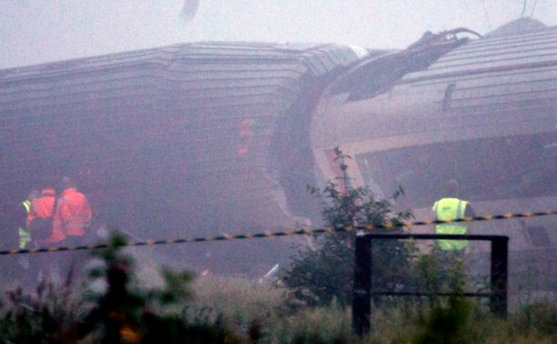 Belgia: Wypadek kolejowy w pobliżu Liege, 3 osoby nie żyją