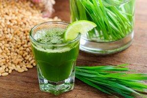Trawa pszeniczna - bogactwo oczyszczającego chlorofilu