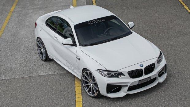 Tuning | BMW M2 Coupe | Przeszczep silnika z M4