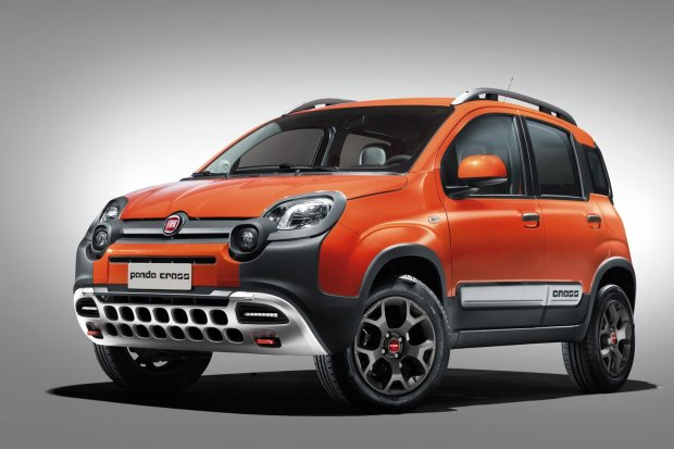 Salon Genewa 2014 | Fiat Panda Cross