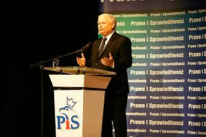 PiS chce trzykrotnie powiększyć Warszawę. A jeszcze rok temu Kaczyński krytykował tworzenie metropolii