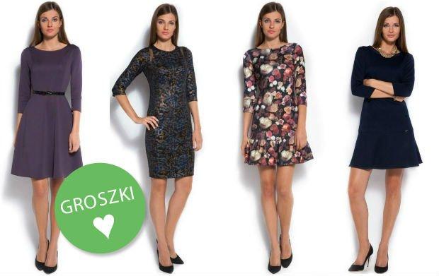 eb924228d7 Eleganckie sukienki do pracy z Taranko