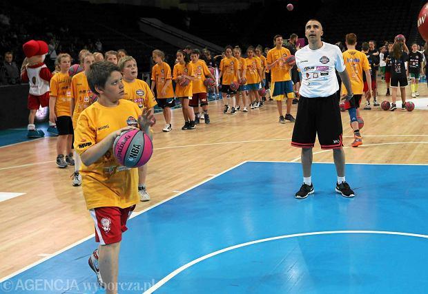 W Warszawie g��d koszyk�wki m�odzie�owej, czyli jak b�d� dzia�a� Legia Basket Schools