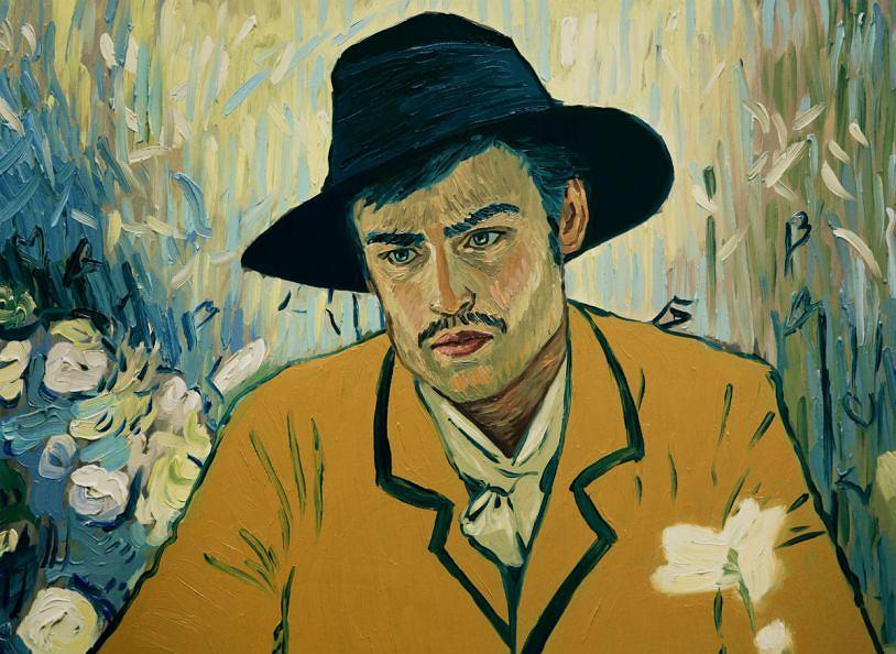Kadr z filmu 'Twój Vincent' / materiały prasowe
