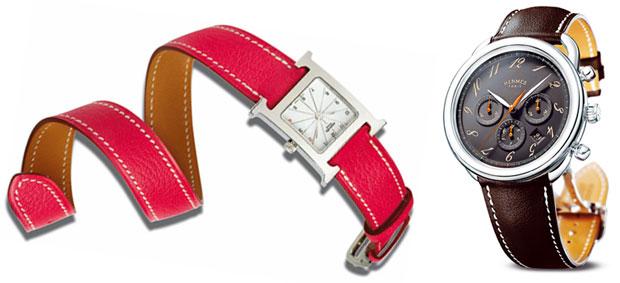 Logo z klasą: Hermes wysłannik bogów luksusu, moda męska, logo z klasą, Zegarki Hermes