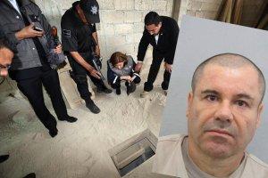 Meksyk. Ucieczka barona narkotykowego. Pomagali mu strażnicy, tunel kopano za pomocą motocykla