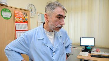 Dr Adam Domanasiewicz