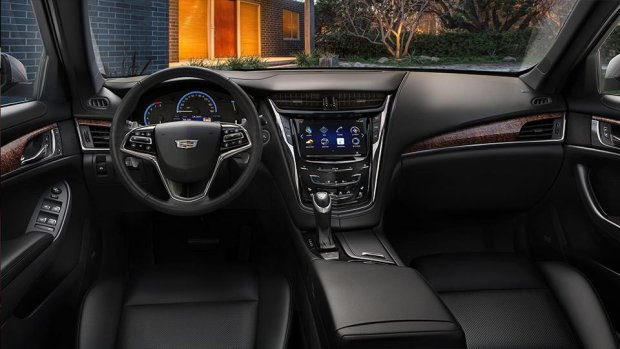 Cadillac CTS