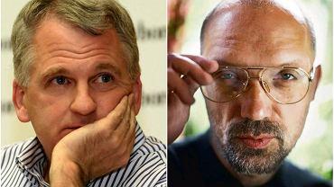 Timothy Snyder i prof. Andrzej Nowak