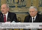 Antoni Macierewicz i Jaros�aw Kaczy�ski