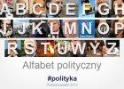 """Polityczny alfabet 2013 roku. W jak """"Wiplering"""", Y jak """"Yyyy"""""""
