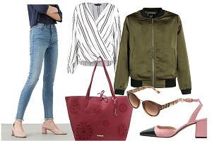 Trzy fasony jeansów w stylizacjach - zobacz nasze propozycje