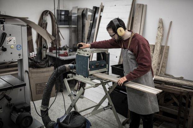 Zdjęcie numer 3 w galerii - Polak potrafi. Monck Custom - jednoosobowa manufaktura, która sprzedaje narty na całym świecie