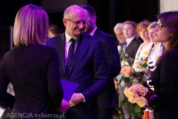 Zdjęcie numer 0 w galerii - Kto dostał Strzałę, a kto Nagrodę Miasta Lublin? Gala Kultury w Filharmonii Lubelskiej [ZDJĘCIA]
