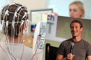 Mark Zuckerberg chce byśmy mogli komunikować się za pomocą myśli