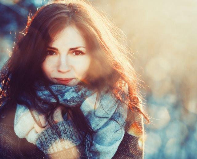 Zimą każdy promień słońca jest na wagę zdrowia