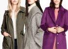 H&M: kurtki i p�aszcze na sezon jesie�/zima 2014