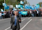 Tatarzy krymscy obchodz� 70. rocznic� deportacji swego narodu do Azji Centralnej