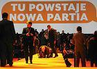 Dynamiczny Hartman, pogodna Nowicka, charyzmatyczny Kalisz. Wystartowa�a nowa partia Janusza Palikota