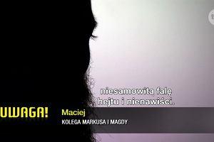"""Fala hejtu w internecie po śmierci Magdaleny Żuk. """"Ludzie piszą, że to nasza wina, że poukręcają nam głowy"""""""