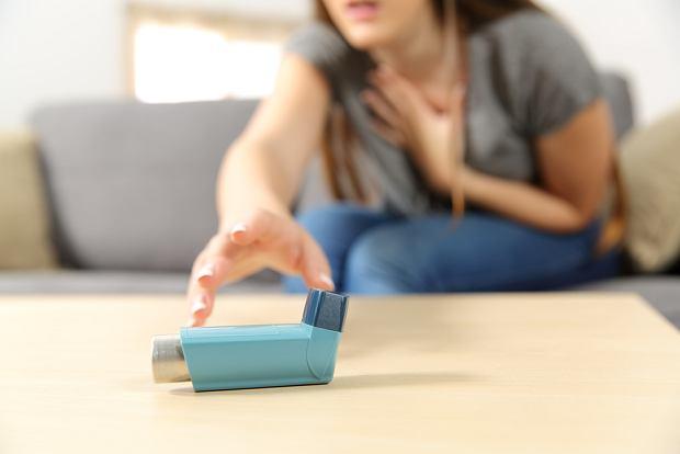 Astma - jakie są najczęstsze objawy i przyczyny astmy?