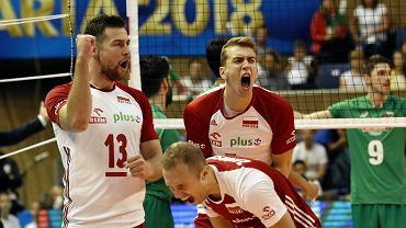 Mistrzostwa świata w siatkówce 2018. Polska - Bułgaria