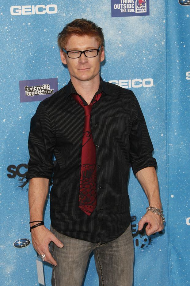 "October 17, 2009: Zack Ward at the Spike TV's 'Scream 2009"" Awards held at the Greek Theater in Los Angeles, California. Credit: INFevents.com Ref.: infusla-64"