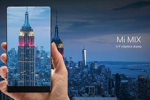 Xiaomi zaprezentowa�o smartfona, kt�rego ekran praktycznie nie ma ramki. Wygl�da ob��dnie