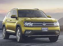 Volkswagen Atlas bez najwyższej oceny w teście zderzeniowym. Dlaczego?