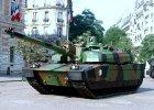 """Francuskie czołgi Leclerc i piechota w Polsce. Mają system """"żołnierza przyszłości"""""""