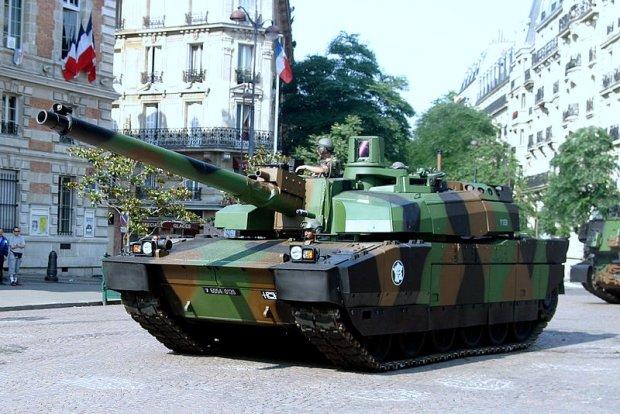 """Ambasador Francji: """"Wkr�tce do Polski po raz pierwszy przyjad� czo�gi Leclerc"""""""