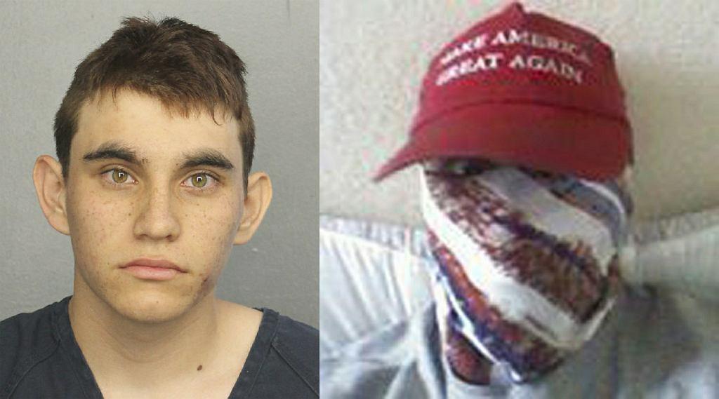 Nikolas Cruz zabił 17 uczniów szkole na Florydzie