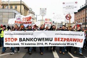 Frankowicze nie odpuszczają byłemu szefowi KNF. Złożyli zawiadomienie do prokuratury