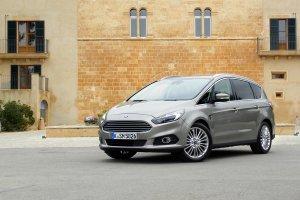 Ford S-MAX II | Pierwsza jazda | Niczego nie popsu�