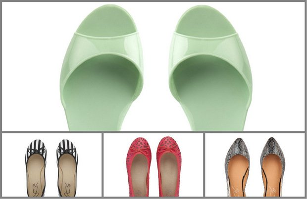 Tanio: buty Carry na wiosnę i lato 2014