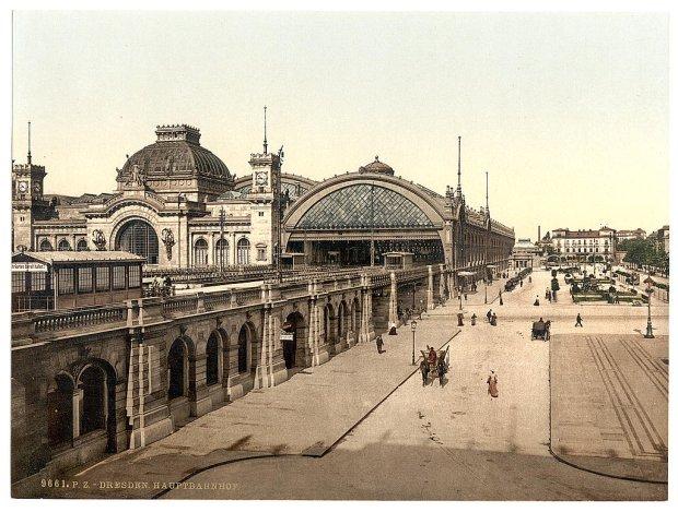 Zdjęcie numer 22 w galerii - Niemieckie miasta pod koniec XIX w. A wśród nich Gdańsk, Szczecin i Wrocław [ZDJĘCIA]