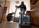 Na Ukrainie wybor�w nie b�dzie w 15 okr�gach