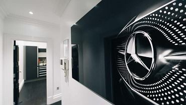 Apartamenty Mercedesa w Londynie