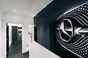 Mercedes | Nie tylko samochody - dekorator wn�trz
