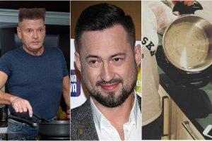 Marcin Prokop ma fajne kafle w kuchni, Anna Wendzikowska ceni sobie przestrze�, a Krzysztof Rutkowski.... skrajny minimalizm. Zobaczcie najciekawsze kuchnie gwiazd.