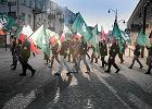 Prokuratura wszcz�a dochodzenie po marszu ONR w Bia�ymstoku. Policja przes�uchuje
