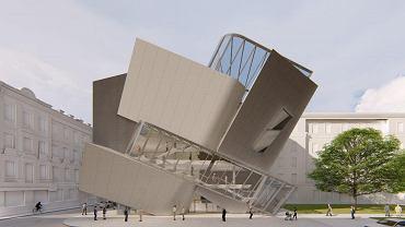Łódź Architecture Center projektu Daniela Libeskinda