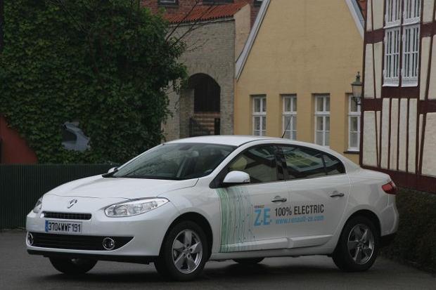 Elektryczne Renault już w salonach
