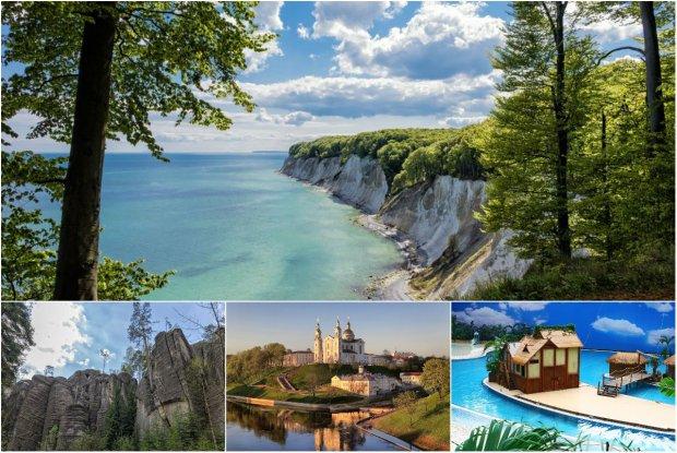 Majorku na Ba�tyku, Szwajcaria w Czechach, tropiki pod Berlinem - niesamowite atrakcje tu� za polsk� granic� (idealne na maj�wk�)