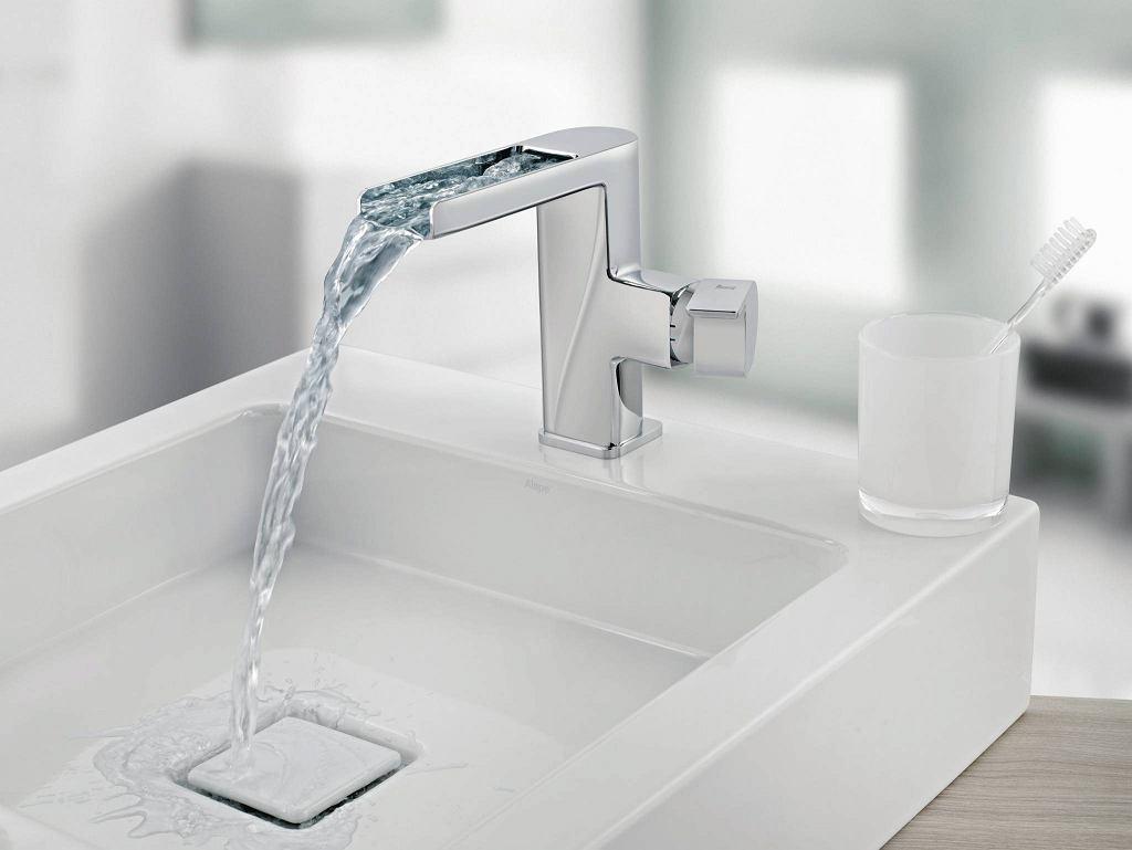 Formantera, chrom, system oszczędzania wody A+, 399 zł, Teka