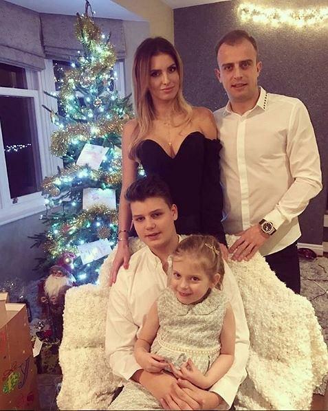 Dominika Grosicka jest żoną naszego reprezentanta Polski