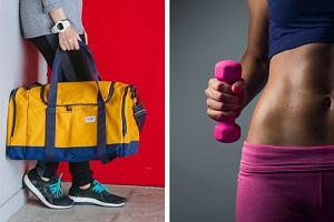 Torba na trening to nie bagaż podręczny! Podpowiadamy co zabrać na fitness, a co zostawić w domu