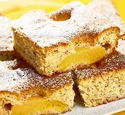 Ciasto brzoskwiniowe