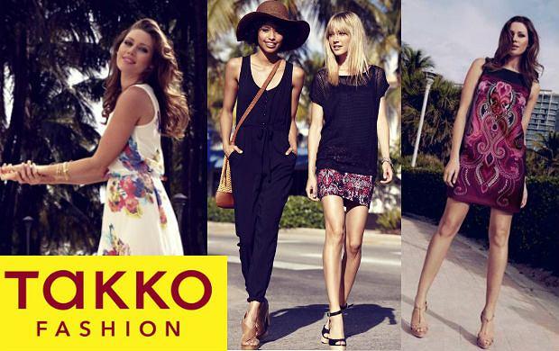 80a6f5e300 Lato z marką Takko Fashion - kwiatowe wzory i plażowe nadruki